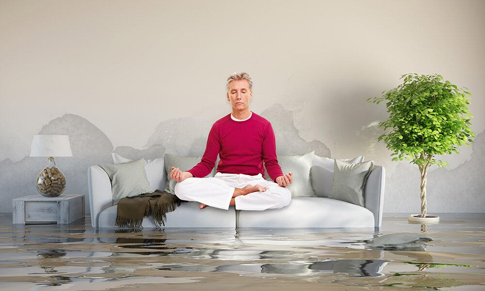 затопили квартиру страховка